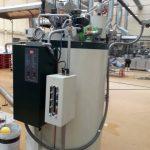 ติดตั้งบอยเลอร์ boiler installation